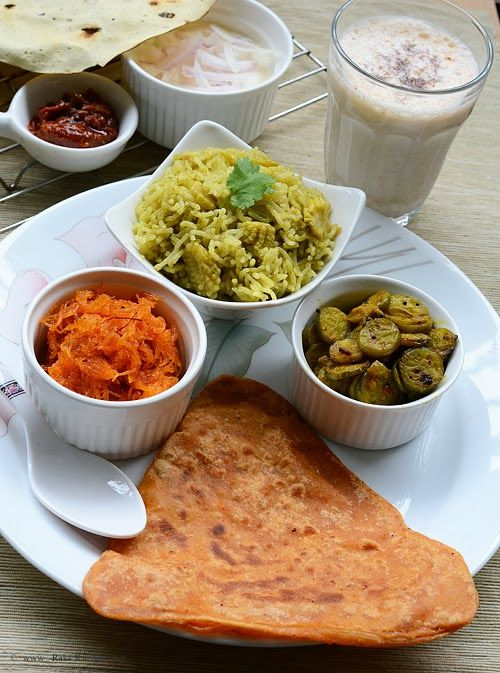 14 best recipes indian menus and combos images on pinterest lunch menu 20 lunch menuindian breakfastindian vegetarian recipeslunch ideasmeal ideasfood forumfinder Images