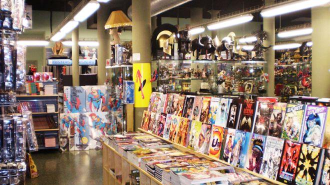 Norma Comics, Barcelona (Passeig de Sant Joan, 9, Eixample Dret, 08010)