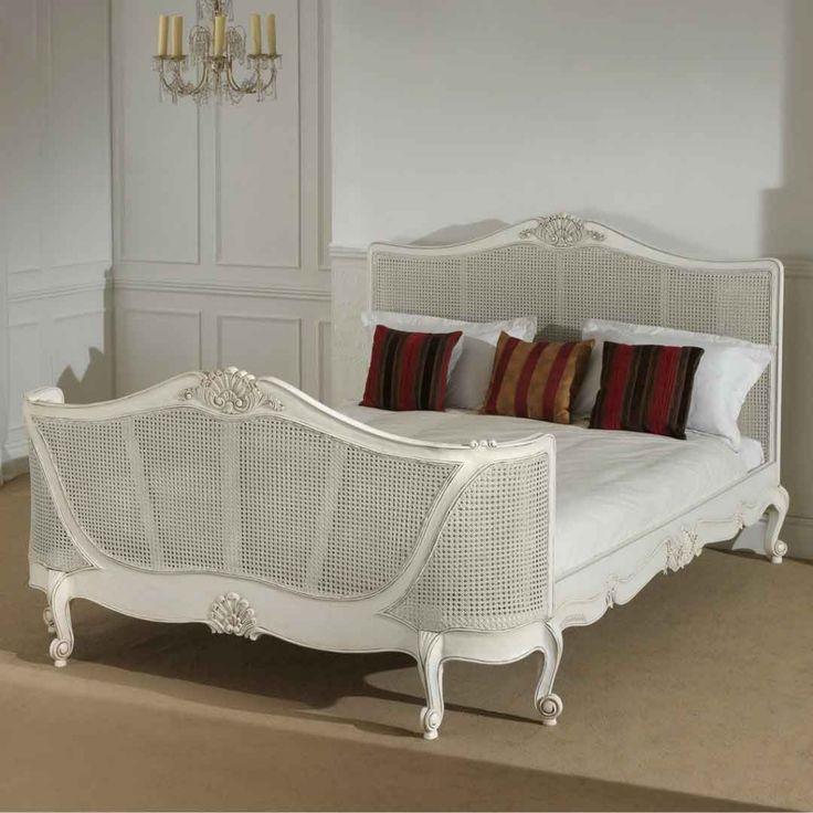 nice White Wicker Bedroom Furniture