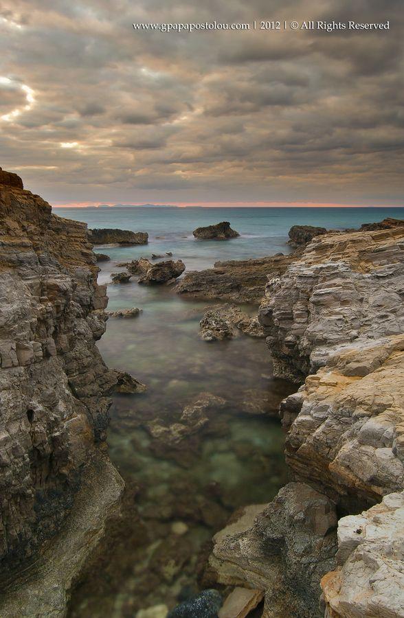 Wild landscape, Kos Island
