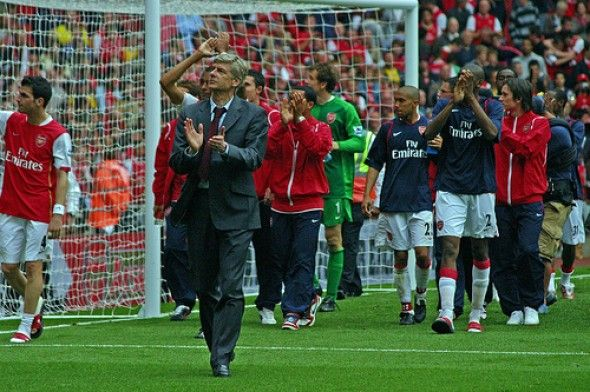 Top 10 Football Manager - Arsene Wenger. #DFK