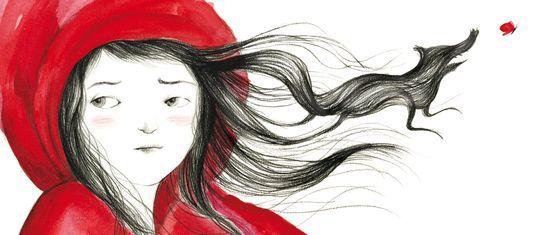 Caperucita Roja de Adolfo SerraCaperucita Donde, Adolfo Serra, Se Ilustra, Search, Roja Narval, Caperucita Roja 1, Red Riding Hoods, Donde Vas, Con Google