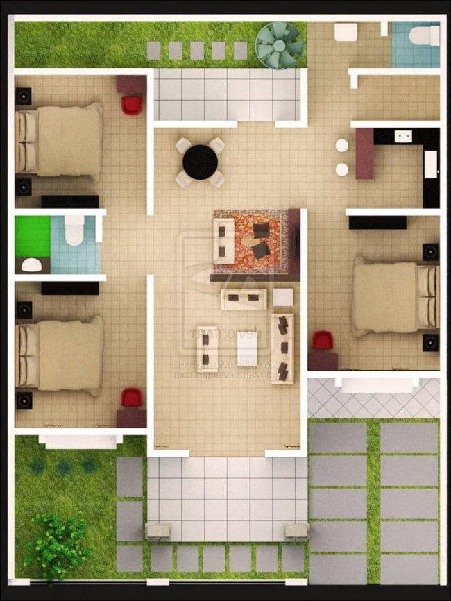 5 Kreasi Terbaru Rumah Minimalis 3 Kamar Di 2020 Desain Rumah