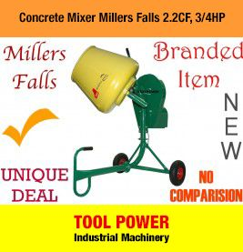 Buy cement mixers for less at Tool Power Industrial Machinery . Deep discounts on large and small cement mixers, mortar mixers and cement mixing accessories. For more details, visit the website page - www.tpim.com.au/construction-machinery/cement-mixers.html.