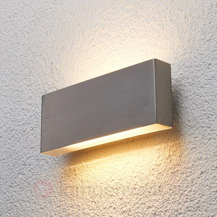 Les 25 meilleures idées de la catégorie Lampe led exterieur sur - küchenrückwand glas mit led