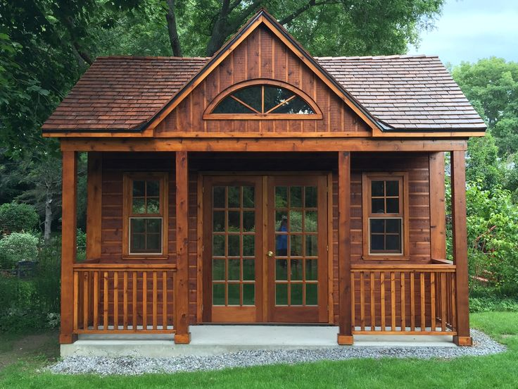 Check out our lovely cabin cabins and bunkies for Foundation options for cabins