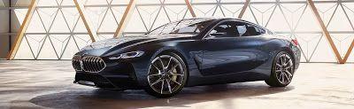 TEKNOLOJİ TURKEY : BMW 8 Serisi küllerinden Yeniden Doğuyor