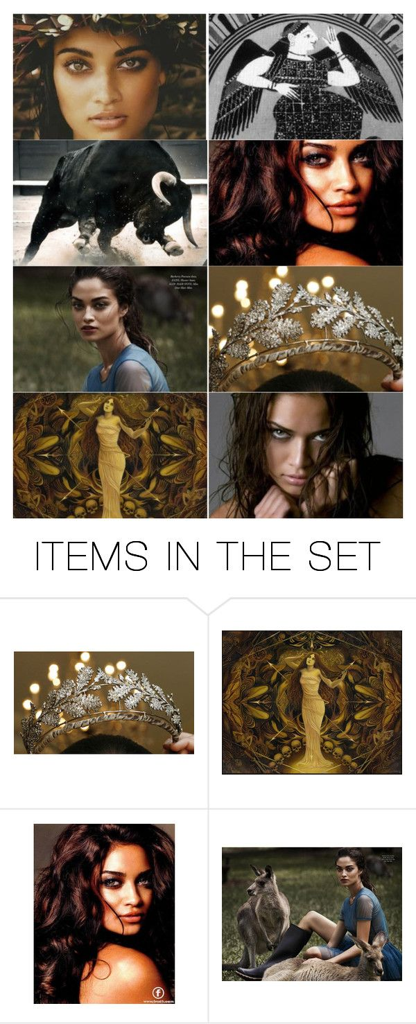 """Eris, Goddess of Strife & Discord"" by brigadeirodalovato on Polyvore featuring arte"