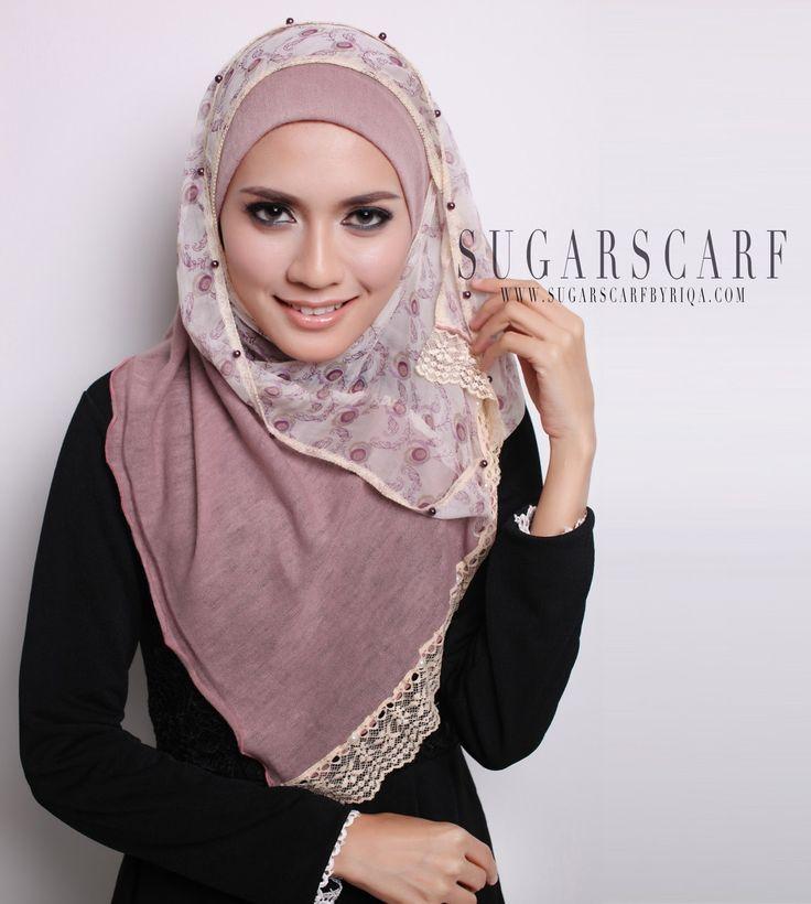 22 best Hijab Scarf Styles images on Pinterest  Hijab styles, Head scarfs and Hijab fashion