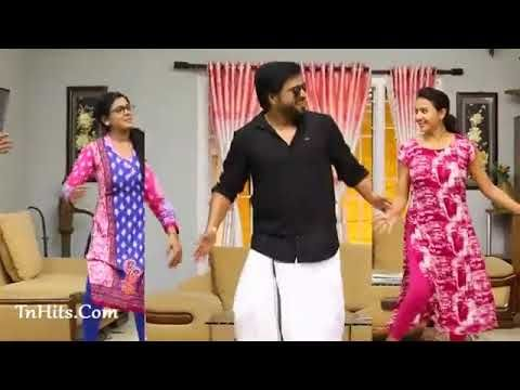 Mambatiyan song remix with mappillai team - YouTube