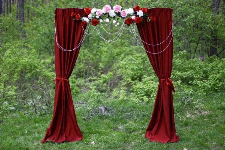 Арки для выездной церемонии или украшения зала