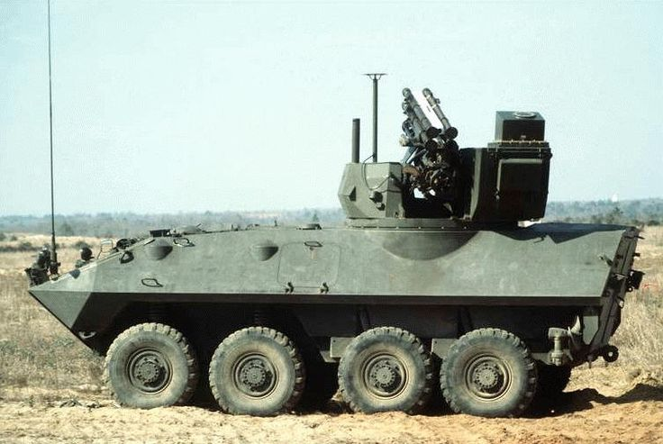 LAV 25 | Light Armored Vehicle-25 (LAV-25)