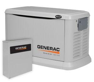 generac 20kw natural gas generator | Generac Guardian 6244 20kW Propane/Natural Gas Home Standby Generator