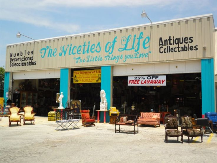 San Antonio Thrift Shops