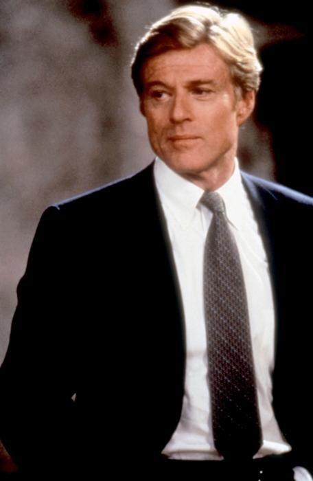 Robert Redford (Born August 18, 1936)