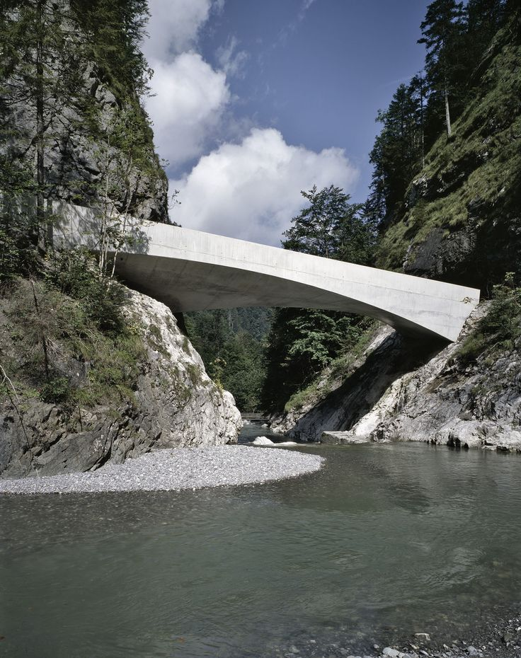 marte.marte - Project - Schanerloch Bridge