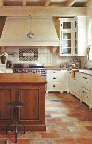 10 best barn house kitchen terra-cotta floors images on pinterest