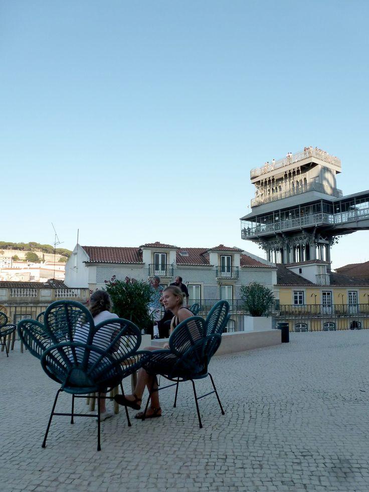 Topo Chiado - Terraços do Carmo, Lisbon