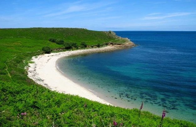 Great Bay, St Martins, Scilly Isles | 23 Beautifully Desolate Beaches In The UK