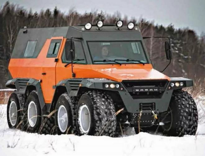 Most Extreme Snow Vehicles Ever Created | Funotic.com - Part 2