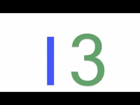 Preschool Montessori Numerals 1 - 20
