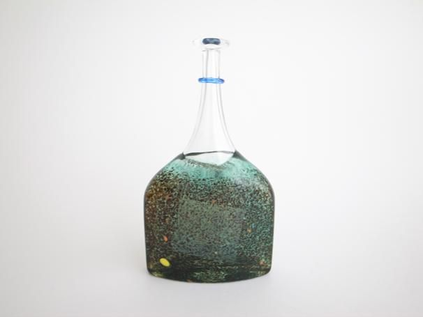 Kosta Boda Satellite Bottle Vase www.femtrenoll.com
