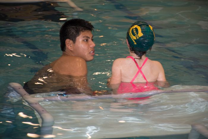 Private Swimming Lessons At Watersafe Swim School