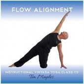 This yoga class will help you establish correct alignment whilst performing yoga vinyasas.