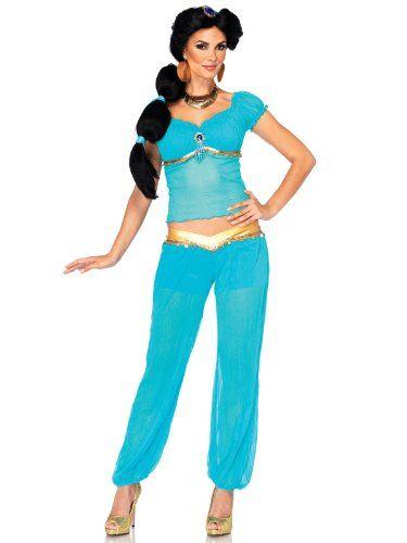 Princess Jasmine Costume - A Shop for All Seasons