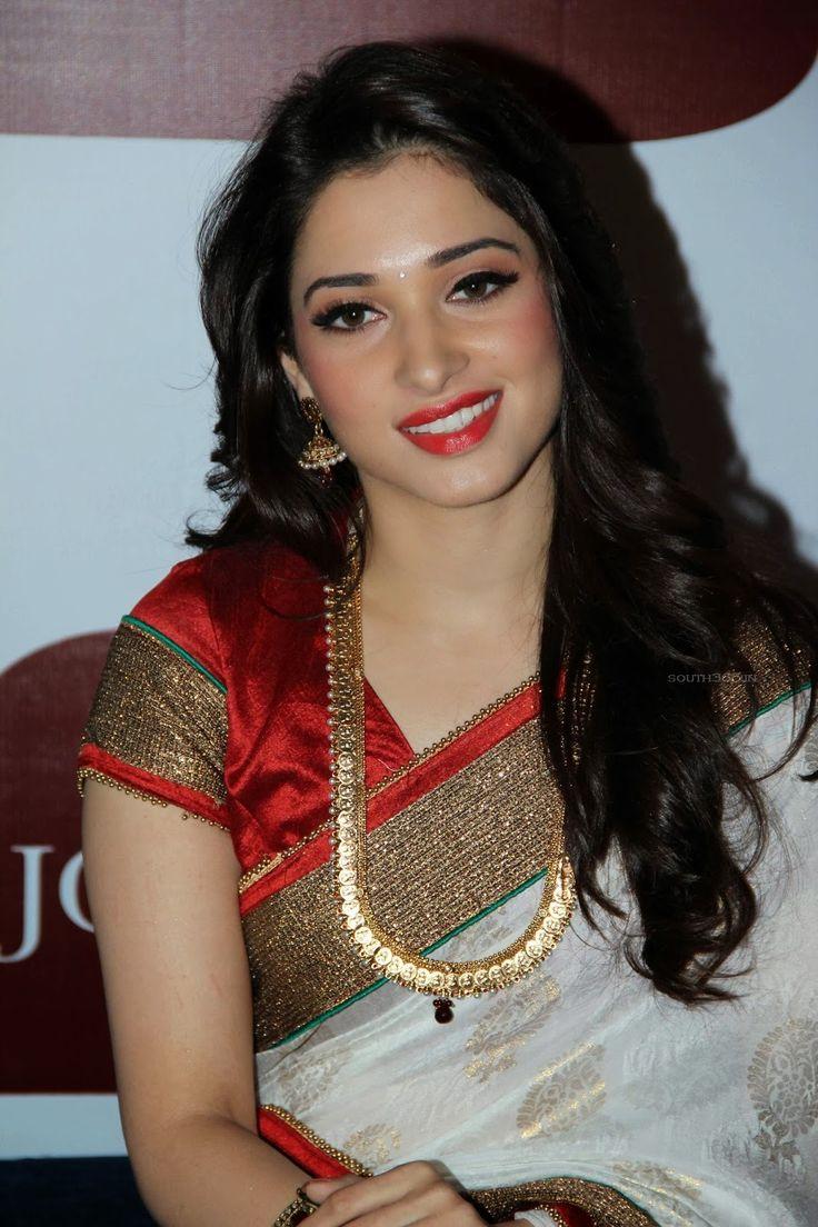 South Indian Movie Actress Tamanna Bhatia at Joh Rivaaj Saree Showroom (13) at Tamanna Bhatia in Saree at Joh Rivaaj Showroom  #TamannaBhatia