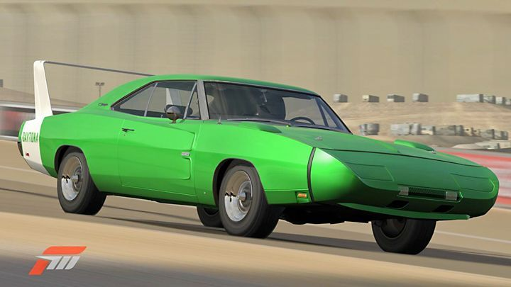 IGCD.net: Dodge Charger Daytona in Forza Motorsport 3