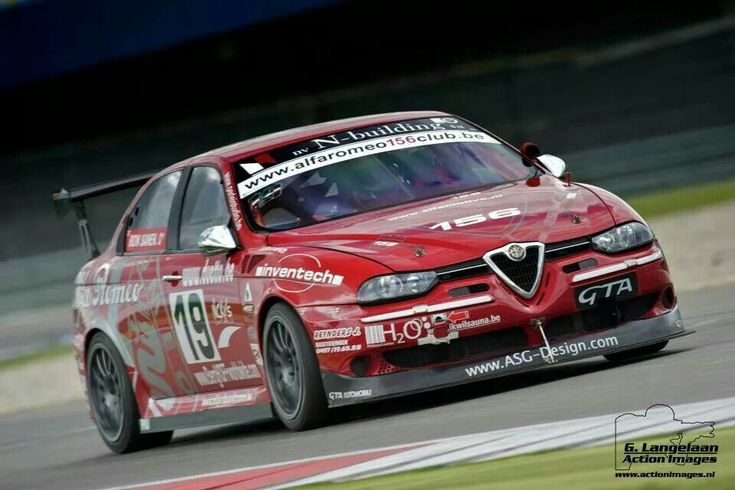 Alfa Romeo 156= one day when mine is all grown up