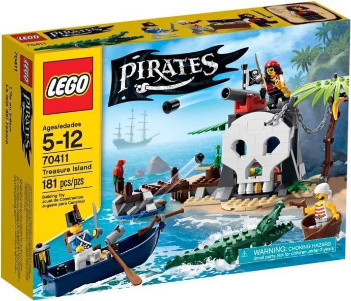 LEGO 70411 Pirates Schatteneiland