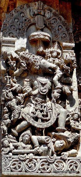 WANDERLUST: Temples of Halebeedu and Belur - A Photoblog