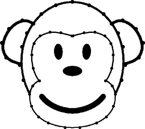 aap-borduurkaart