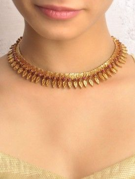 Ela Temple Necklace