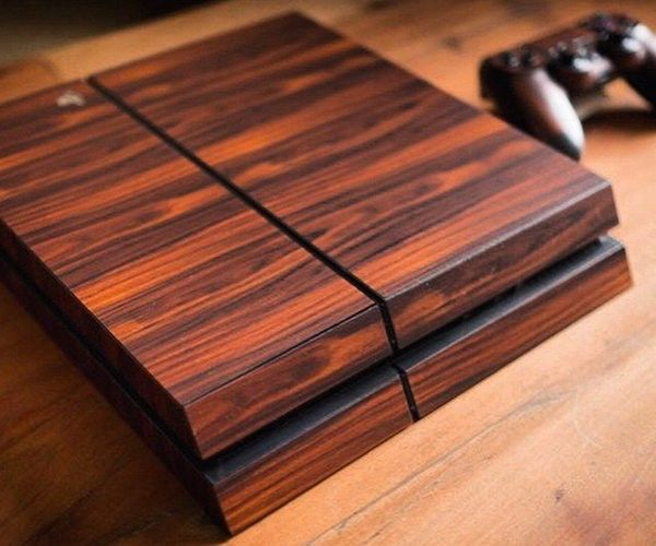 Dark Rosewood #PS4 Skin by DecalGirl http://thegadgetflow ...