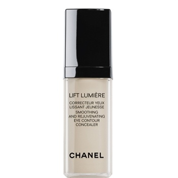 chanel, lift lumiere.  smoothing and rejuvenating eye contour concealer.