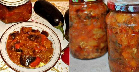 Легендарный салат Globus из баклажанов: рецепт проще, чем ты думаешь!