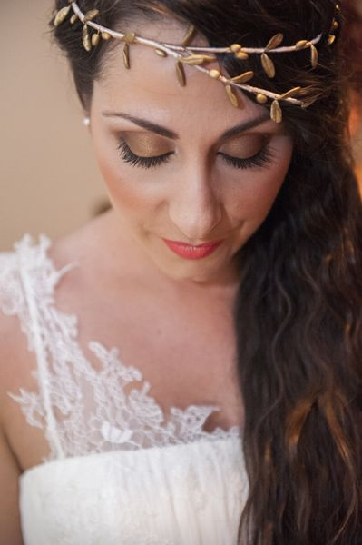 Awesome portrait. Bride from greece. Photography by www.elenidona.com Wedding planning by www.weddingingreece.com