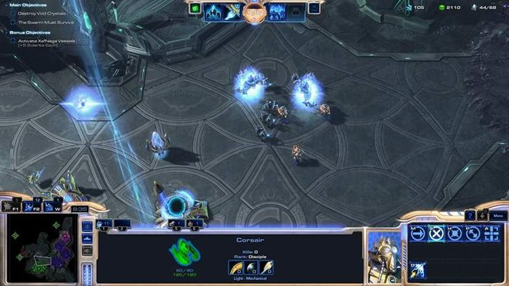 StarCraft 2 Legacy of the Void PC Game