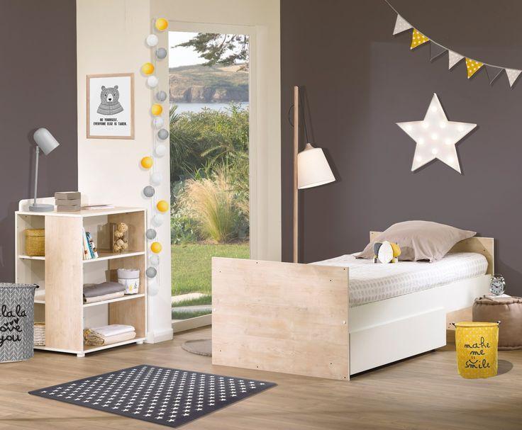 Le lit junior Marius de @sauthon passion (exclusivité @autourdebebe).
