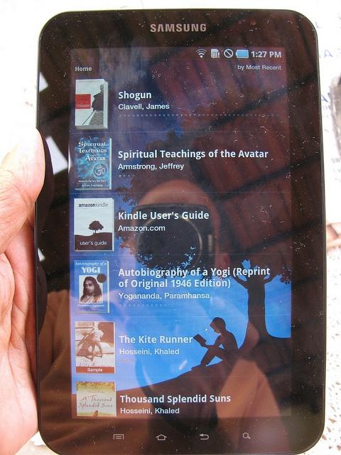 Gadgets: Samsung Galaxy Tab