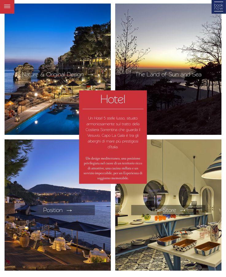 Capo La Gala Luxury Hotels