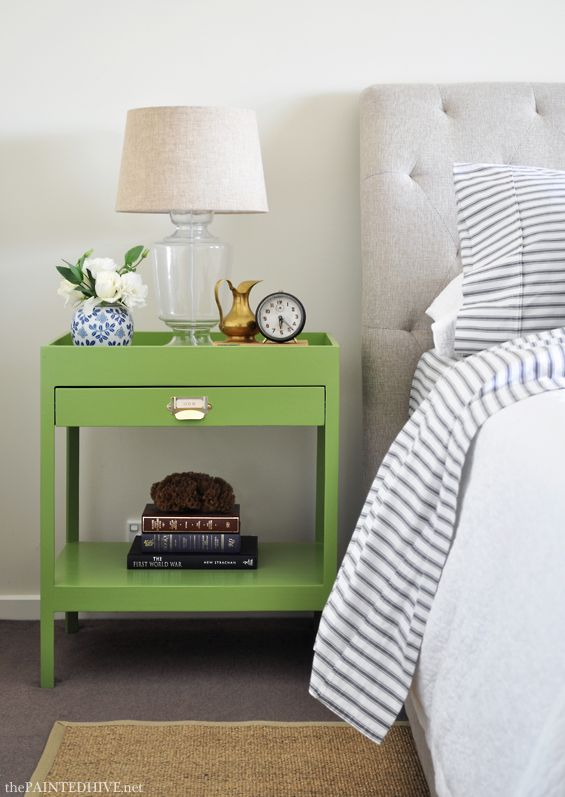 top 25+ best green bedside tables ideas on pinterest | grey