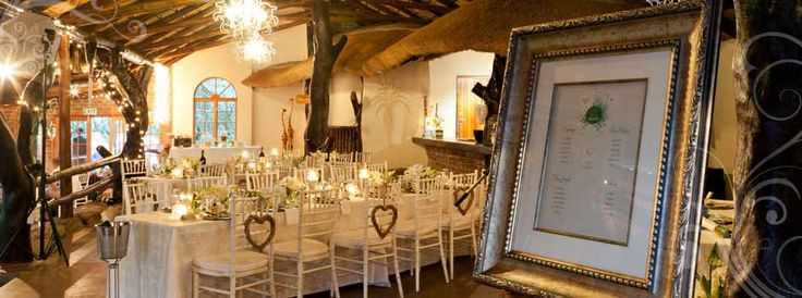 iNsingizi Wedding Venue. SPA - Game Lodge - Conferences - Getaways - Honeymoons.