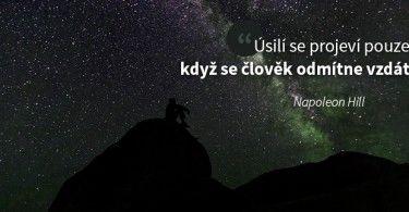 napoleon hill citáty