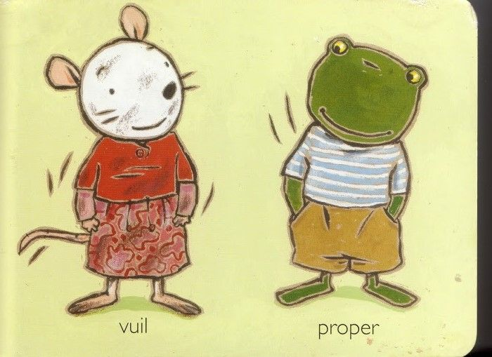 Vuil - proper
