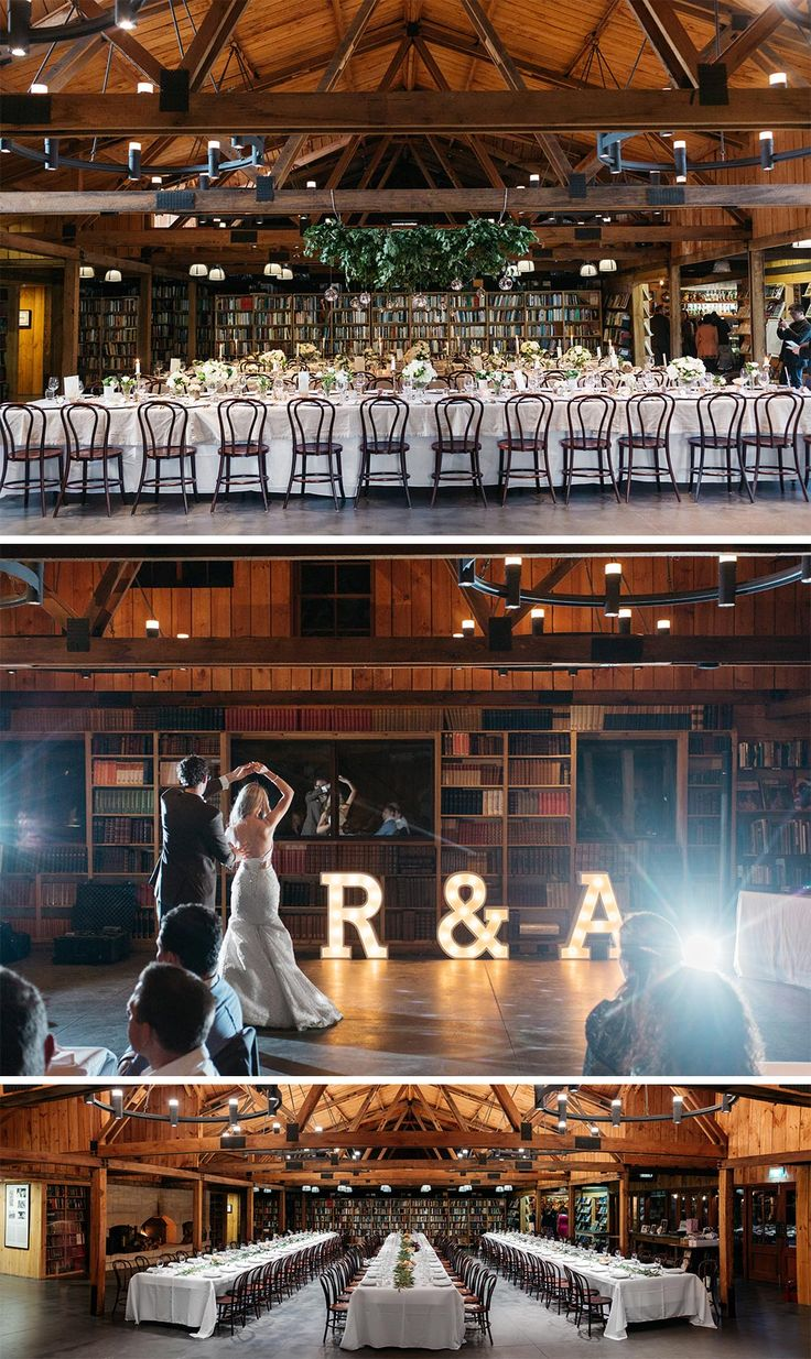 Library Wedding Venues for Literature Lovers 94