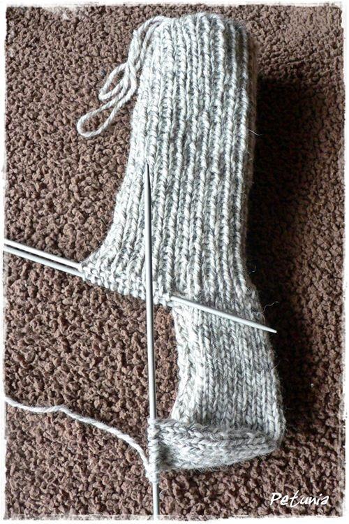 Har du alltid hatt lyst til å strikke deg sokker, men ikke helt veit hvordan du skal starte?